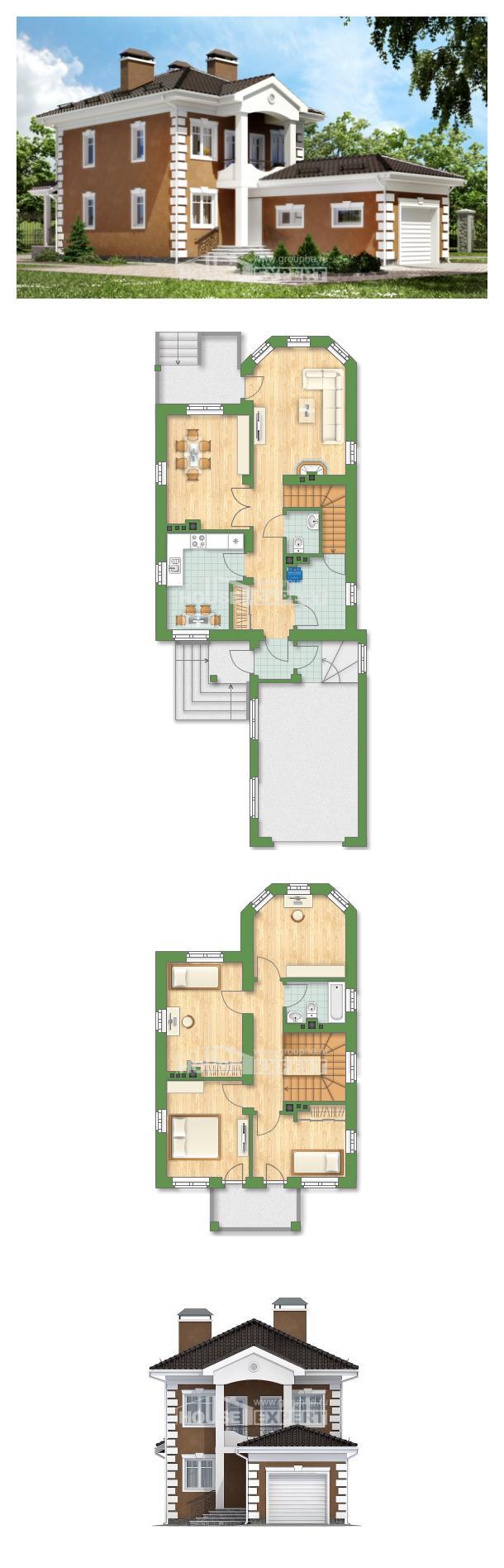 Проект дома 150-006-П | House Expert