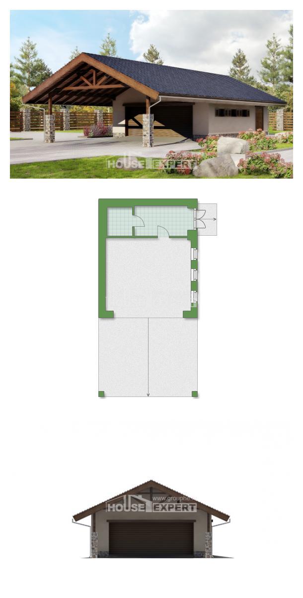 Проект дома 060-005-П   House Expert