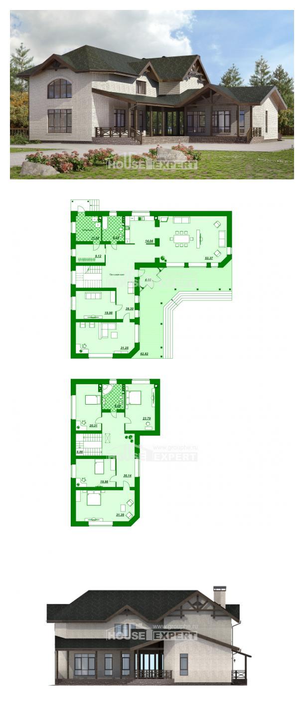 Проект дома 340-004-Л   House Expert